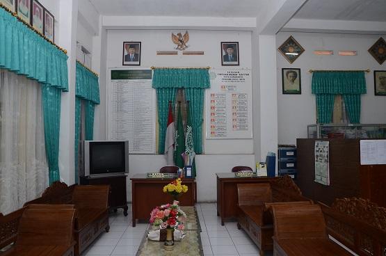 Foto gedung dan kantor PDA